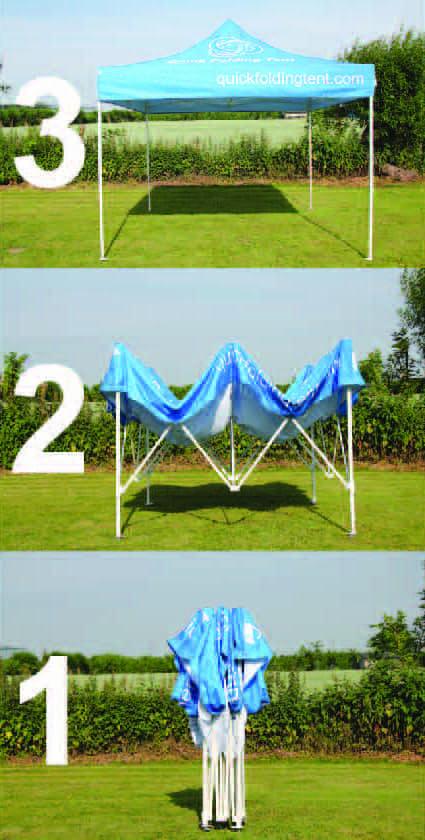 Barbecue tent de keus van professionals Quick Folding Tent