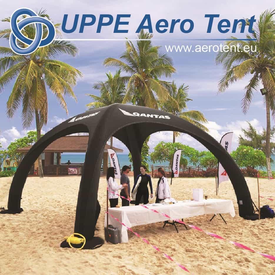 UPPE Aerotent