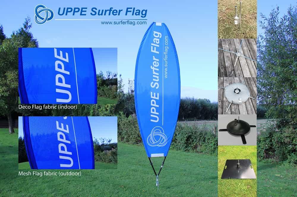 Surfer Flag