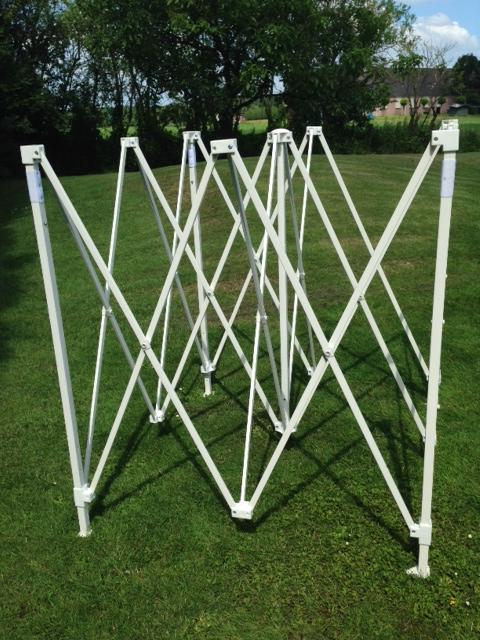 Quick Folding Tent stalen frame