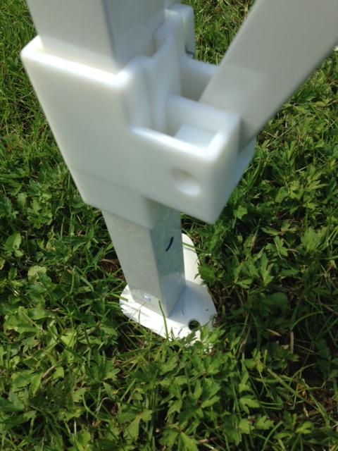 Witte Nylon verbindingsdelen2