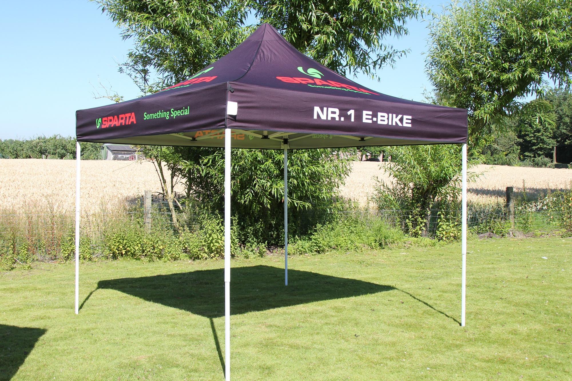 Sparta tent 3x3