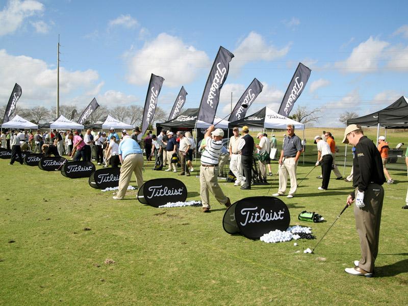 UPPE Golf Demo Equipment