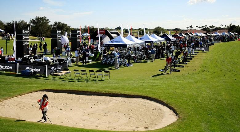 UPPE Golf Event Equipment