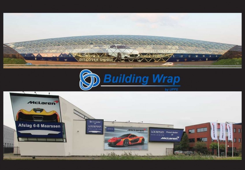 Building Wrap II