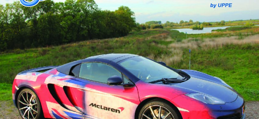 Exclusive Car Wrap McLaren 12C I