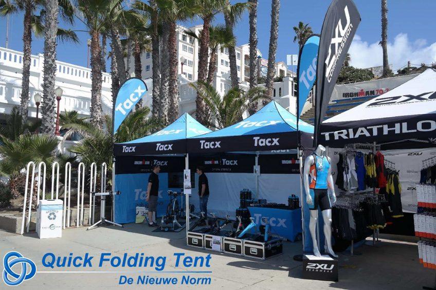 UPPE Quick Folding Tent – de Nieuwe Norm